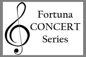treble clef Fortuna Consert Series
