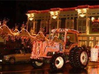 lighted-truck